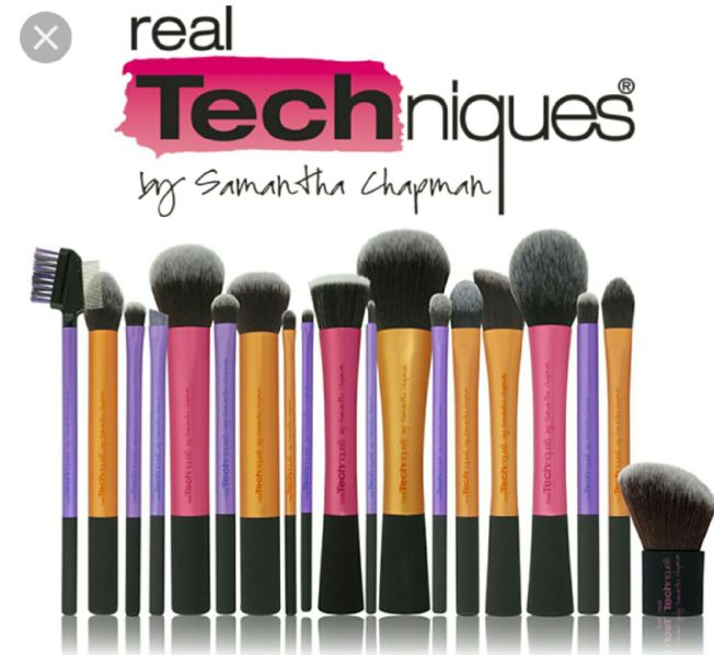 realtechniquebrushes